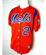NEW YORK METS JERSEY  MELVIN MORA Size 42  MADE BY VICTORY...AWESOME and... - $49.45