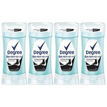 Degree UltraClear Black + White Antiperspirant Deodorant 2.6 oz, 4 count - $22.70