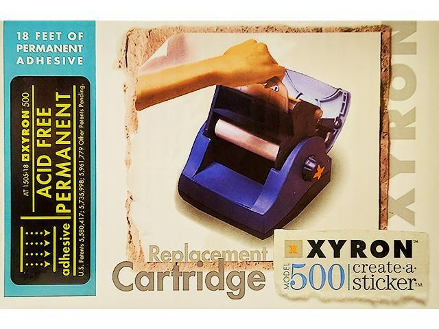 Xyron Model 500 Create-a-Sticker Replacement Cartridge
