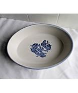 "Vintage Yorktowne Pattern by Pfaltzgraff 10"" Oval Baker Dish No. 241 ~ USA - $16.73"