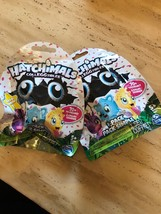 "Hatchimals ""Colleggtibles"" Mystery Figure 2-Pack Set NEW/Sealed - $7.80"