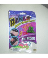 Text Messages Silly Googly Bands Bracelets Bandz Lol - $2.16