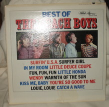 Best of the Beach Boys High Fidelity T2545 Surfin' U.S.A. - $14.99