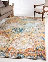 Rugs.com El Paso Collection Rug – 2' x 3' Beige Medium Rug Perfect for Living Ro - $39.00