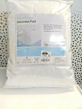 Queen Cooling Waterproof Cool Touch Mattress Pad Room Essentials  STORE -NEW! image 8
