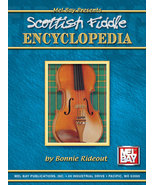 Scottish Fiddle Encyclopedia by Bonnie Rideout - $17.95