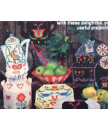 Folk Art Favorites Plastic Canvas Patterns - $0.99