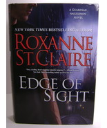Edge Of Sight Suspense Romance By Roxanne St.Claire BCE HC - $6.00