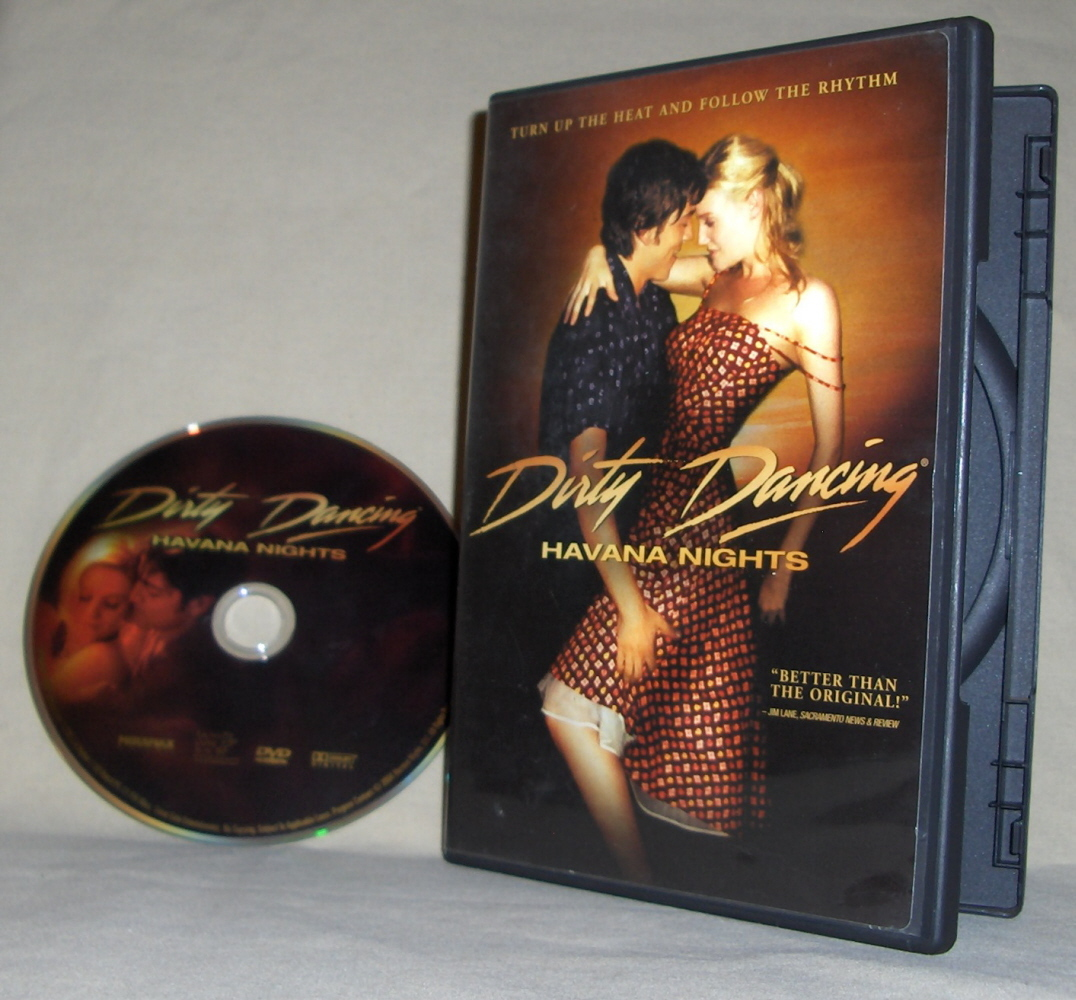 Dirty Dancing HAVANA NIGHTS   DVD