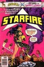Starfire (DC Comic #1) September 1976 [Comic] David Micheline - $4.89
