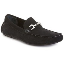 Alfani Merry Men's Loafers & Slip-Ons Black Size 11 M - $49.49