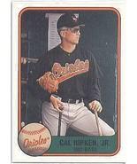 2000-Fleer Tradition-Cal Ripken-Single Baseball Card-6 - $7.50
