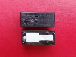 SM-S-224D, 24VDC Relay, SANYOU Brand New!! - $6.50