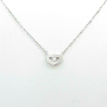 Cartier C Heart Necklace Free Shipping 100% Authentic Japan bag - $1,895.64