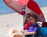 Portable sun shade umbrella thumb155 crop