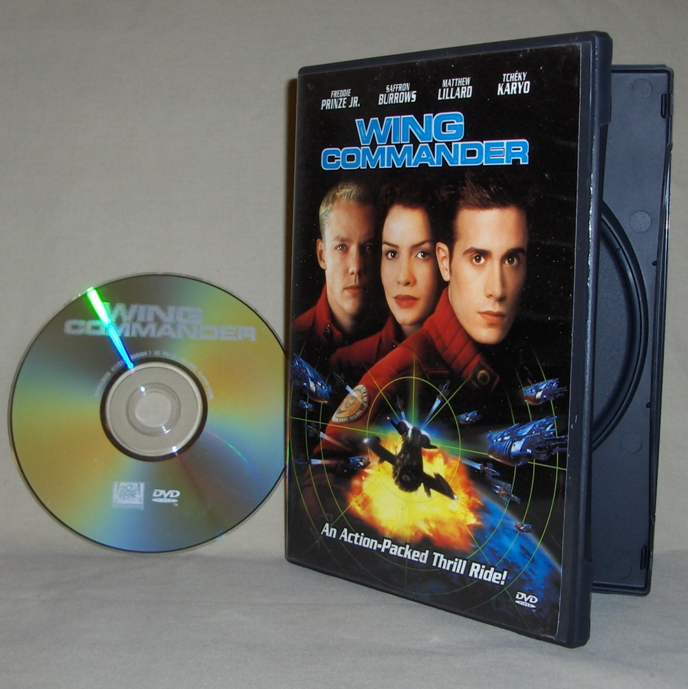 Wing Commander   DVD