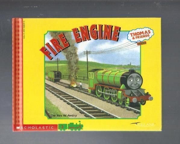 Thomas & Friends Club, 2 stories in 1 book, Hardcover 2001, Very Good Condition