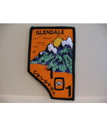Glendale Calgary Girl Guides Patch Crest Badge Souvenir  - $4.99