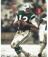 JOE NAMATH 8X10 PHOTO NEW YORK JETS NY COLTS PICTURE NFL FOOTBALL MUD & ... - $3.95