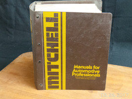 mitchell automotive service manuals