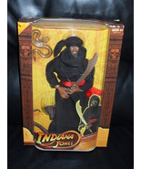 2008 Indiana Jones Cairo Swordsman 12 Inch Figure In The Box - $49.99