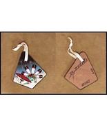 ZUNI Native American Pueblo Indian exquisite Hanger Hand Paint Yatsattie... - $66.16