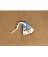 ZUNI Native American Pueblo Indian exquisite Hanger Hand Paint Yatsattie... - $51.16