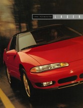 1994 Plymouth LASER sales brochure catalog US 94 RS TURBO - $8.00