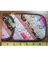 Beautiful Handmade Glasses Case Holder Colorful Wow! - $4.05