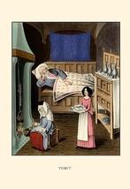 Tobit by H. Shaw - Art Print - $19.99+
