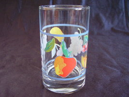 Corelle Fruit Basket Juice Glass - $15.00
