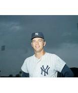 STAN BAHNSEN 8X10 PHOTO NEW YORK YANKEES NY BASEBALL PICTURE MLB CLOSE UP - $3.95