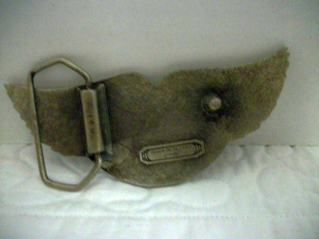 Western Style Belt Buckles