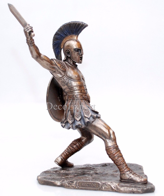 Hector Trojan prince greatest fighter Trojan War * * Free Shipping Everywhere