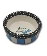 CHARMING PET Designer Dog or Cat Bistro Bowl Sky Blue - $14.95