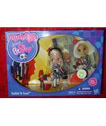 Buckles & Bows #B2 #1618 Blythe loves Littlest Pet Shop LPS - $12.00