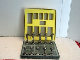 Miscellaneous Items.Marble and Pewter Silver Golf Game - $20.95
