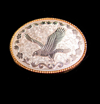 Eagle BUCKLE / Patriotic buckle / military gift /  Political freedom /  ... - $65.00