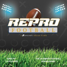 Repro Football 2016 Team Rosters - $30.00