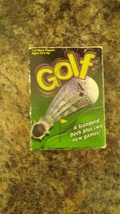 Golf Card Game - USED - $15.00