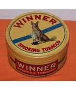 Winner Advertising Tin Vintage - $50.00