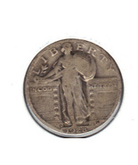 Nice 1928  D Standing Liberty Quarter  - $177,94 MXN