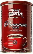 Trung Nguyen Premium Blend Ground Coffee 15 oz ( Pack of 6 ) - $79.19