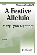 A Festive Alleluia - $1.95
