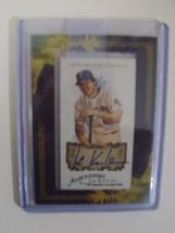 Texas Rangers Ian Kinsler Allen & Ginter's Autograph Auto baseball card ... - $8.25