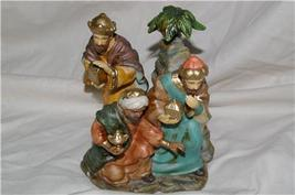 AVON Holiday Treasures Three Wise Men Bearing Gifts - $16.99