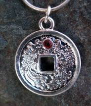 Good Fortune~Wealth~Money Spell Amulet~Haunted~Gambling - $69.00