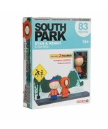 McFarlane Toys South Park The Bus Stop Small Construction Set Stan Kenny... - $17.32