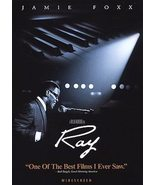 Ray (DVD, 2005, Widescreen) Jaime Foxx - $5.00