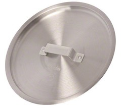 "Update International (APTC-20) 12-5/8"" Aluminum Stock Pot Cover - $10.84"